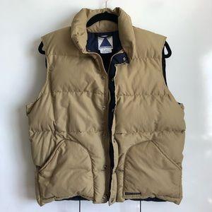 Vintage Sierra Designs Goosedown Vest